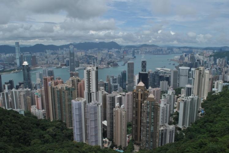 Hongkong Skycrapers