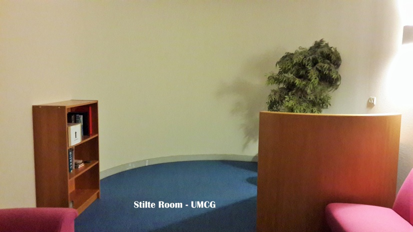 Stilte Room, UMCG, Musola