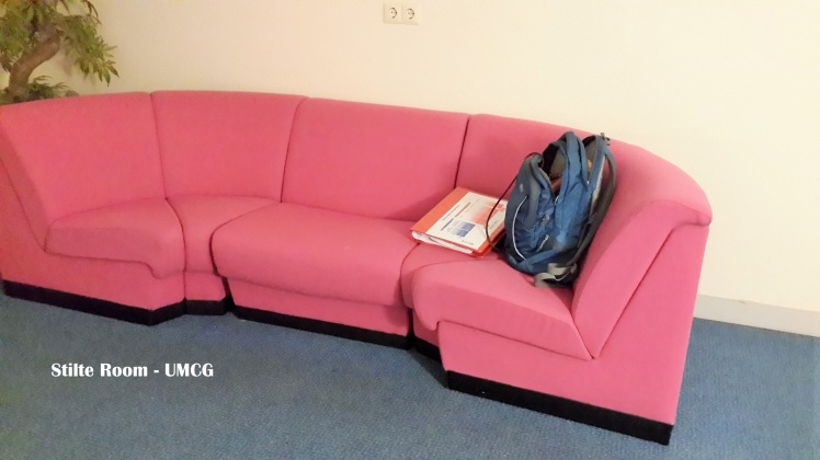 Stilte Room, UMCG, Musola