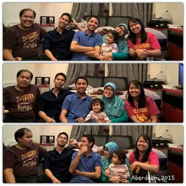 Fachdi Ramadhan, reuni 1-9