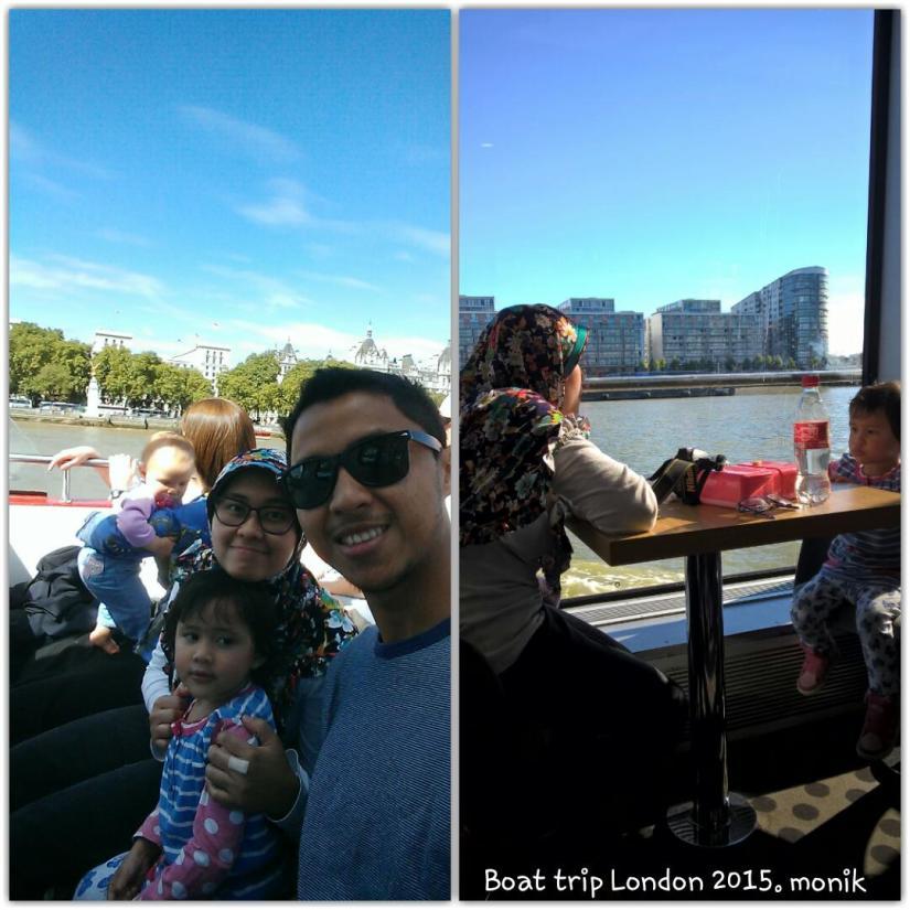 Boat Trip London