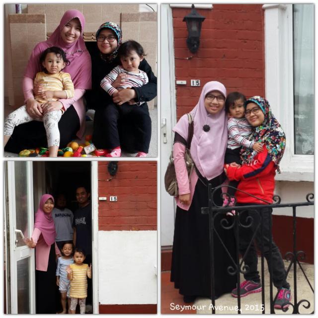 Dewi Nur Aisyah dan keluarga