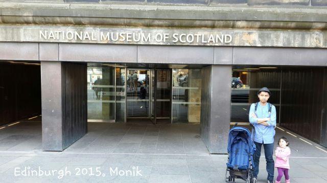 National Museum Scotland
