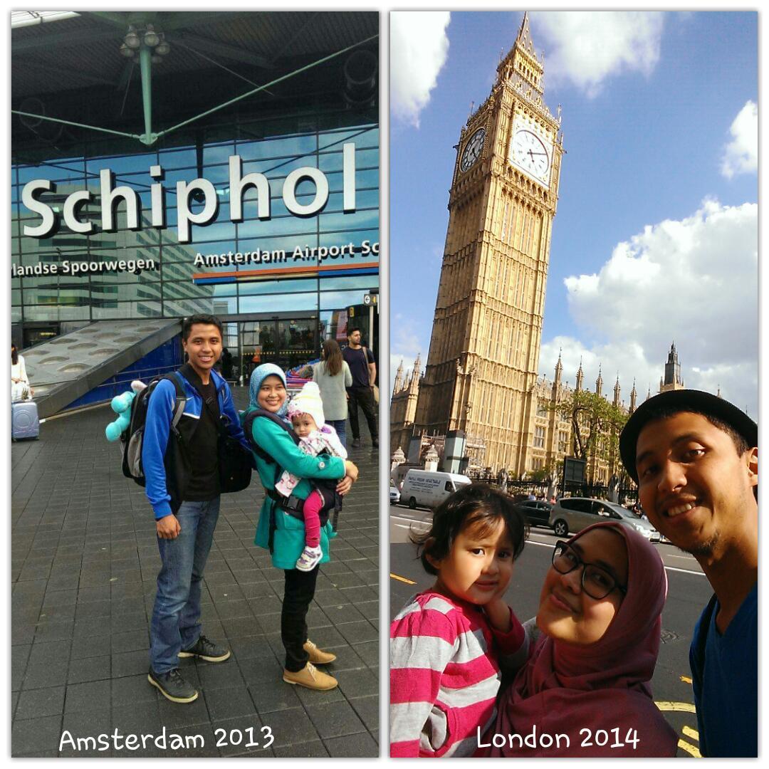 Amsterdam-London