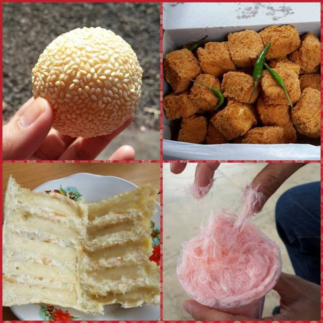 Kuliner Bandung. Yang bikin kangen dari Bandung dan Indonesia adalah kulinernyaaa
