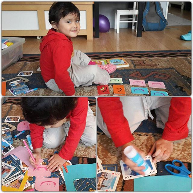 Games Memory HIjaiyah ala Runa