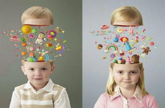 Imajinasi Anak. Sumber: pgpaud.narotama.ac.id
