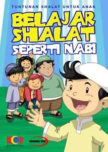 belajar Shalat Sumber: www.edu-kidz.com