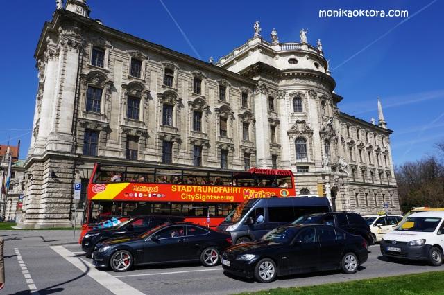 Hop Hop Bus Munich