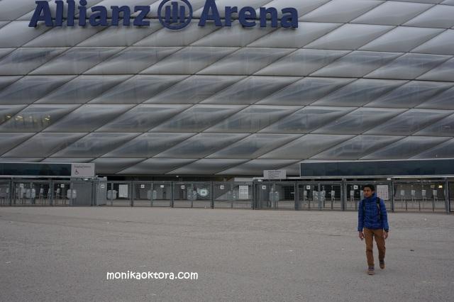 Allianz Stadium - Bayern Munich