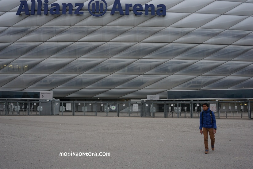 Allianz Stadium - Bayern Munich