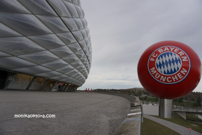 Allianz Arena Stadium - Bayern Munich