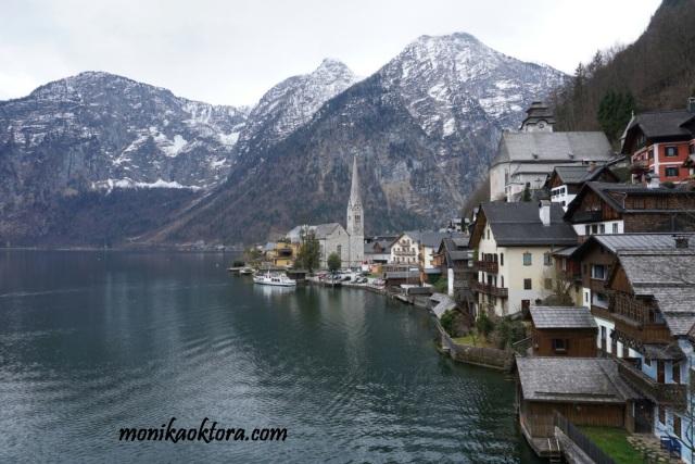 Hallstatt, the fairytale village
