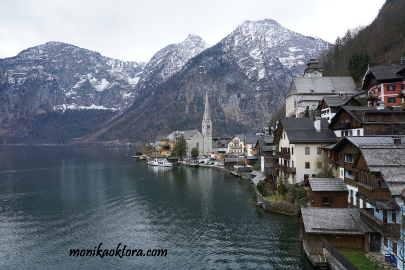 Hallstatt, the fairytale village