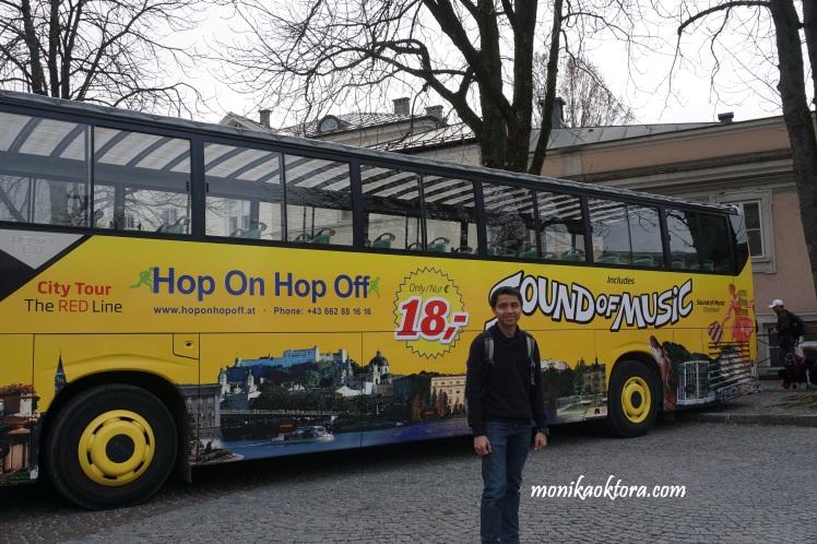 Hop Hop Bus Grayline Tour