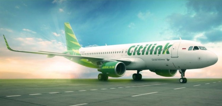 Sumber: citilink.co.id