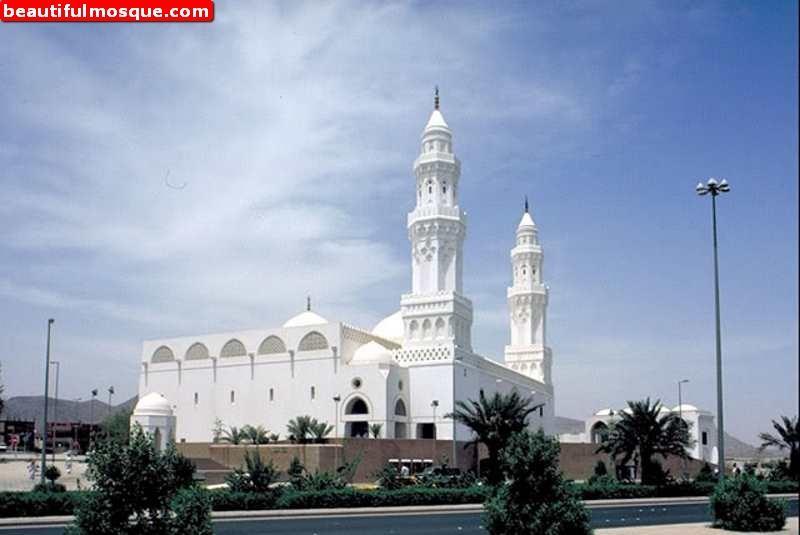 Masjiq Qiblatain, sumber dari sini